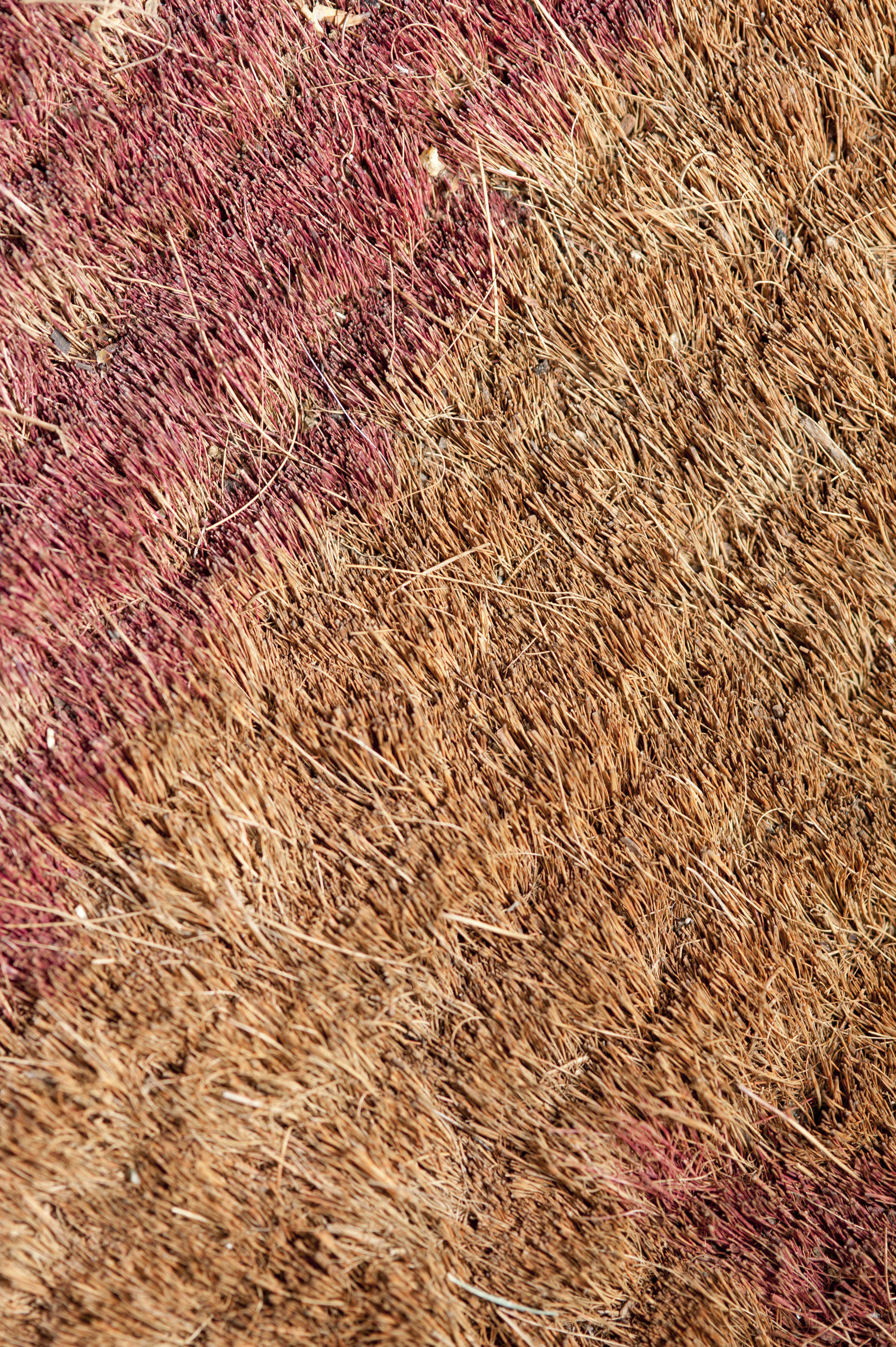 Image Of Background Texture Of Coir Matting Freebie