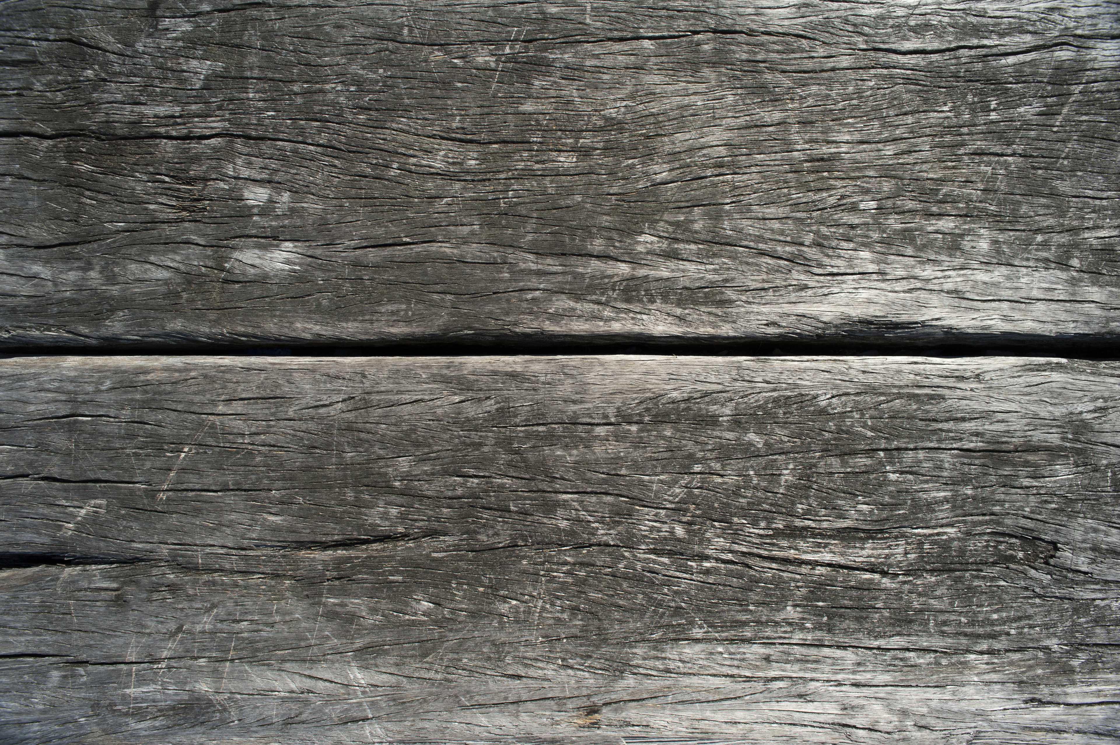 Old Wood Board ~ Image of background texture old rough wooden boards