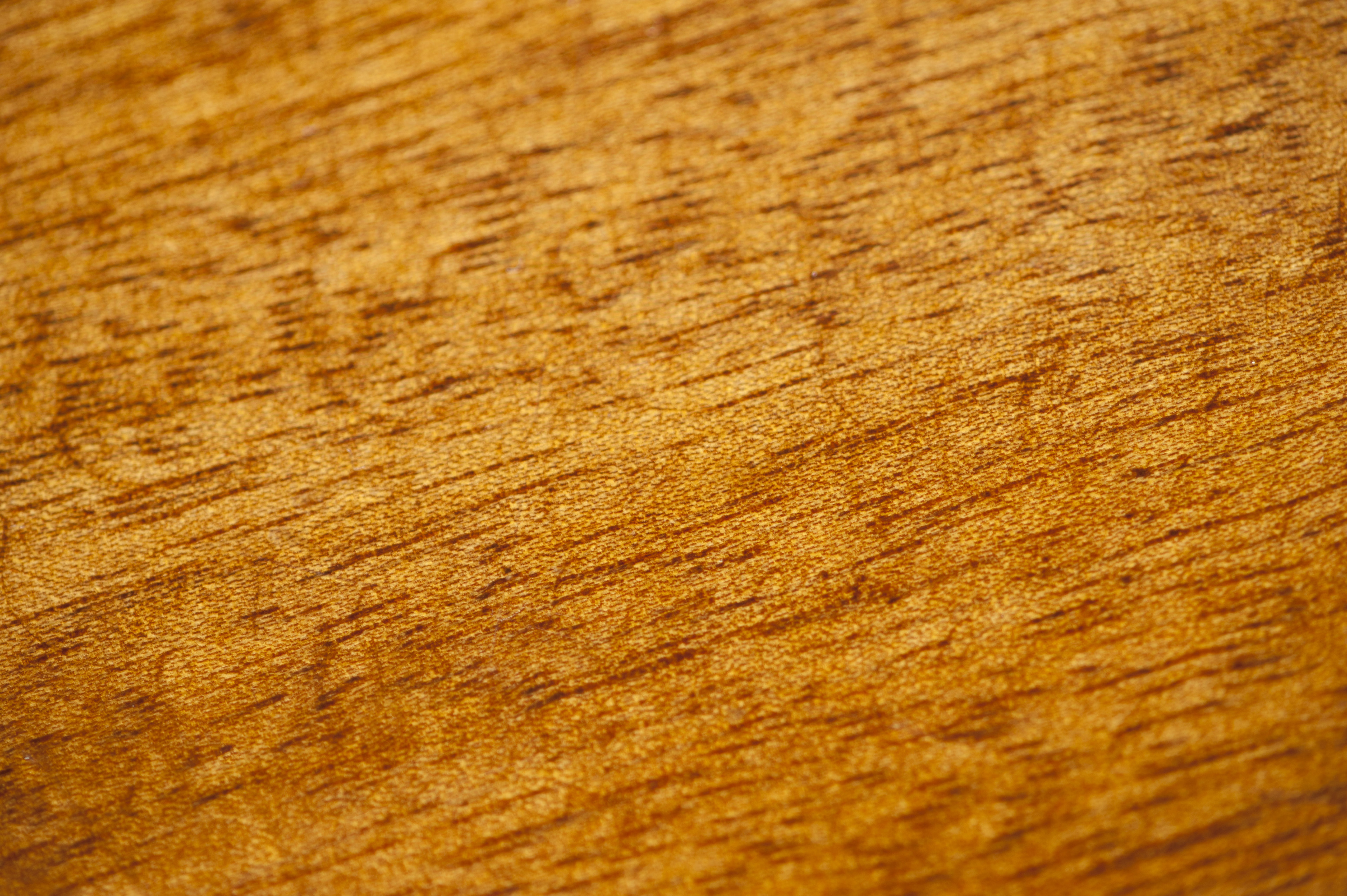 Close Up Detail of Light Wood Grain Texture Suitable for Backgrounds