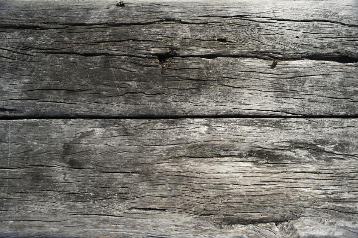 Image Of Dried Weathered Wooden Boards Texture Freebie