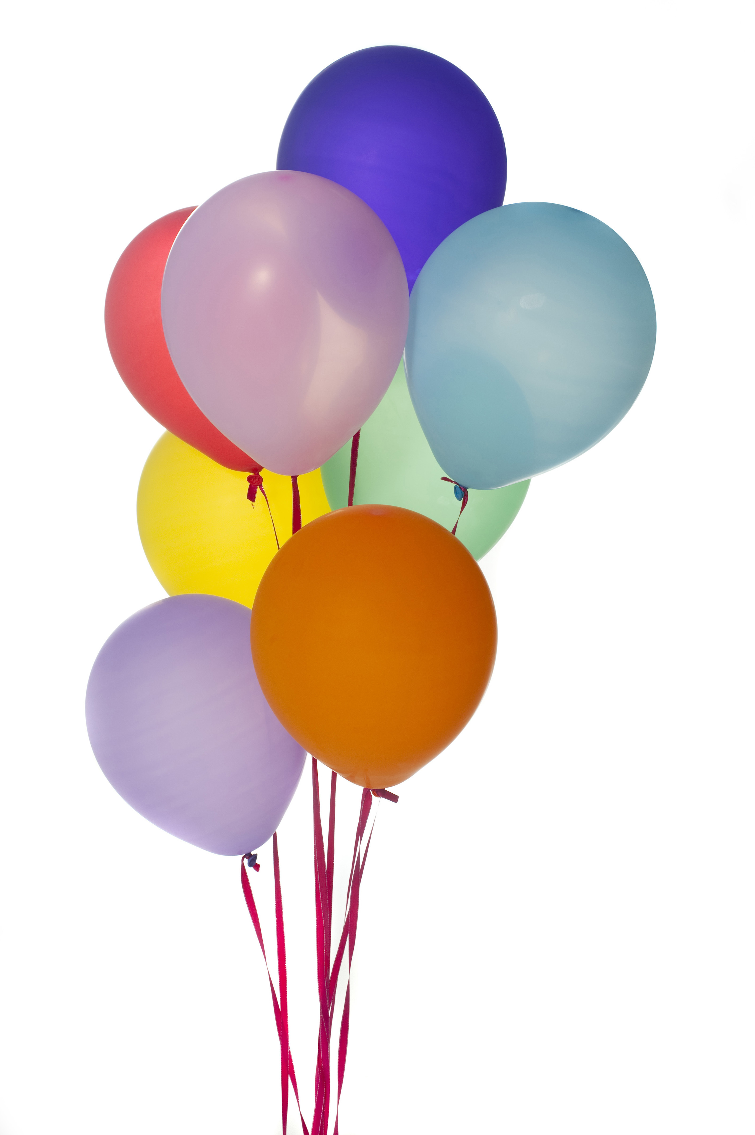 balloons white background -#main