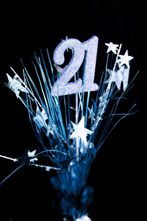 Image of 21st Birthday Party Concept Design | Freebie ...