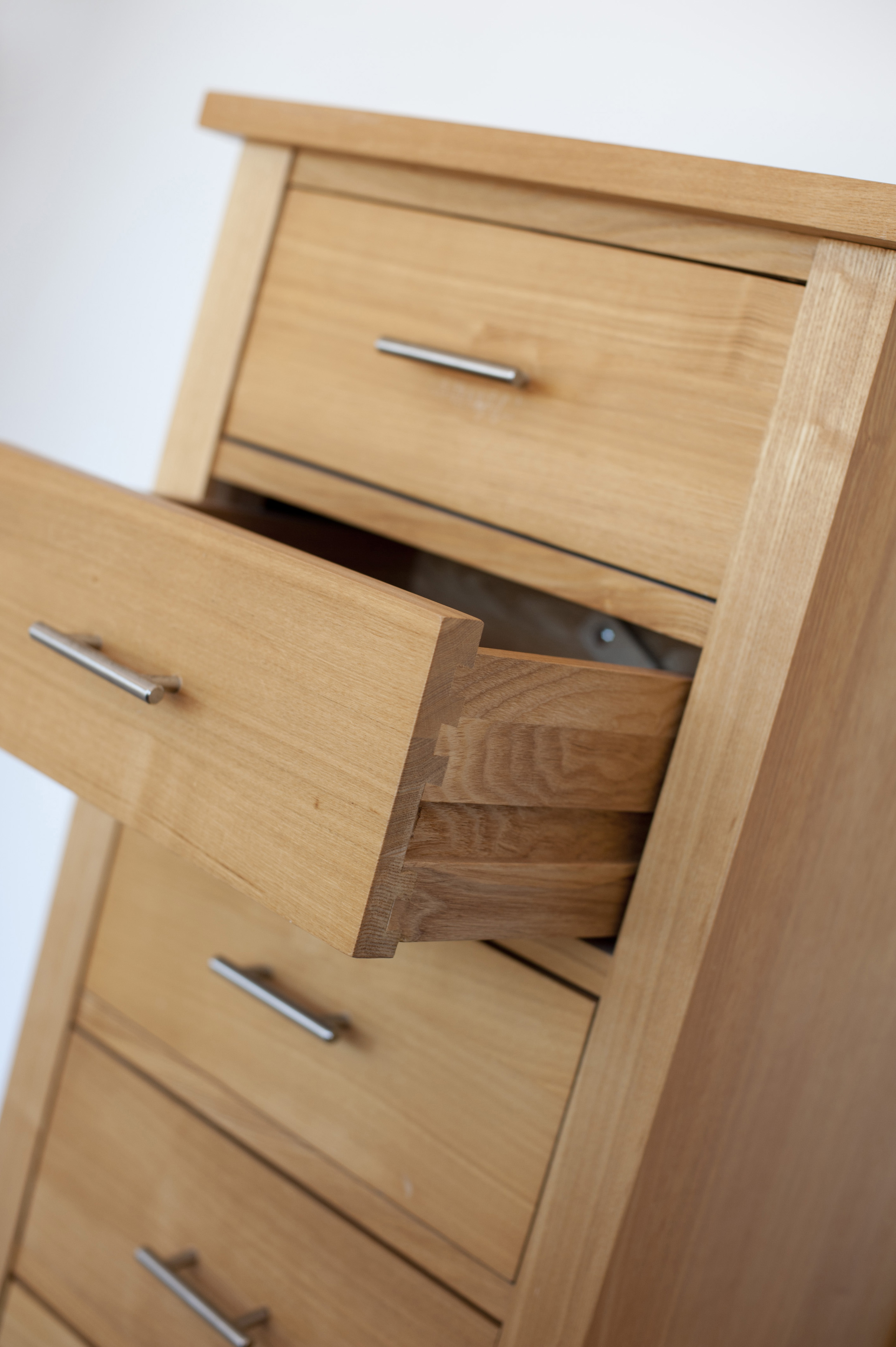 Image Of Simple Natural Wood Chest Of Drawers Freebie