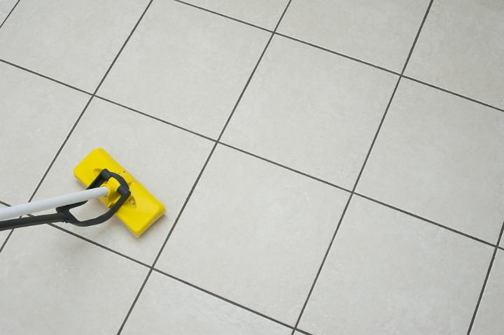 Tiled Kitchen Floor Cold