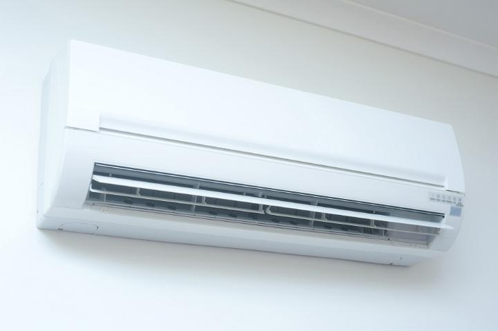 Image Of Split Air Conditioning Unit Freebie Photography