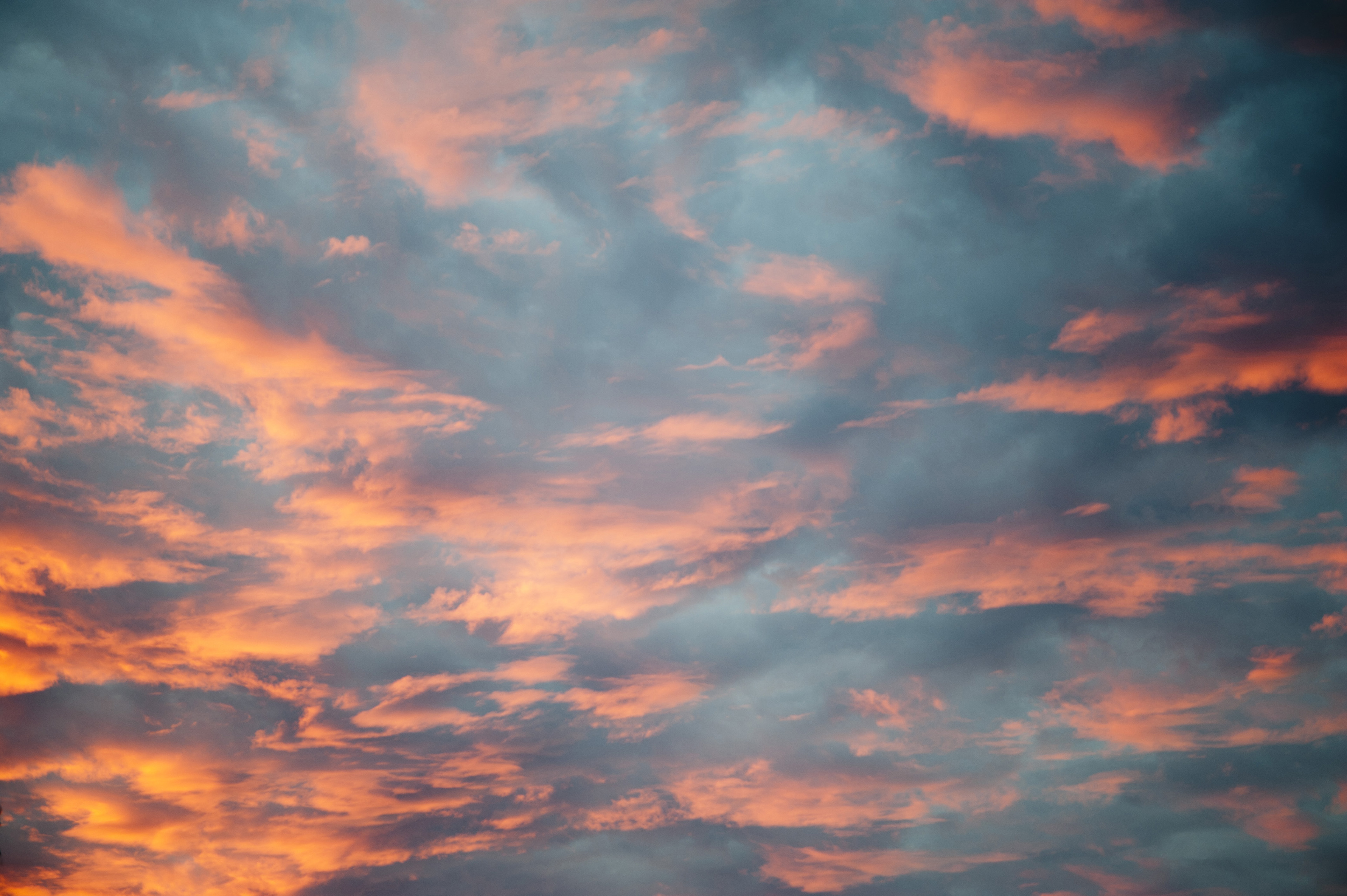 image of sunset sky with orange tinted clouds freebie photography https freebie photography nature slides sunset sky htm